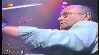 Phil, Simon Collins & Coeur de Ge. Band - Geneva Arena 1st December 1998