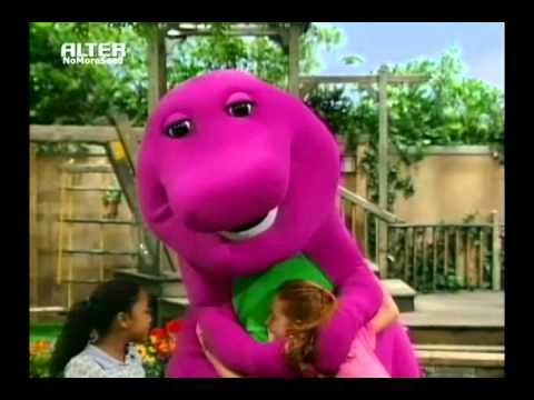 Μπάρ� υ Barney I Love You Greek Version HQ