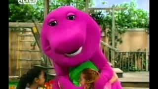 Μπάρνυ / Barney I Love You Greek Version (HQ)