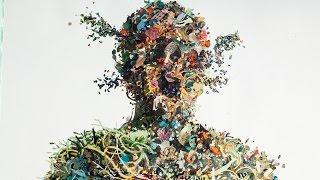 A Journey Through the Mind of an Artist | Dustin Yellin | TED Talks