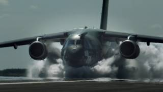 KC 390 | Water Spray Test