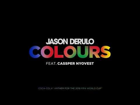 Colours - Jason Derulo feat. Cassper Nyovest