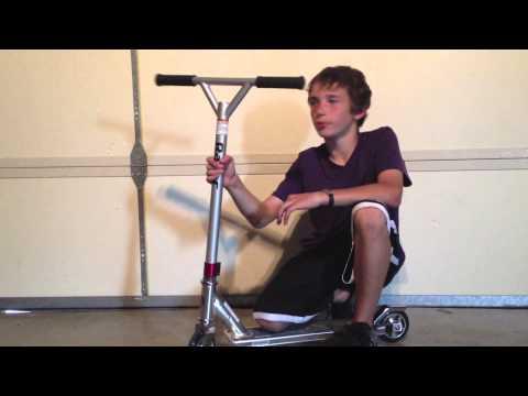 RAZOR Pro XXX scooter check (watch in 1080p)