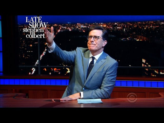 Stephen Colbert Gets All Up In Your Faith: Cowboy Church