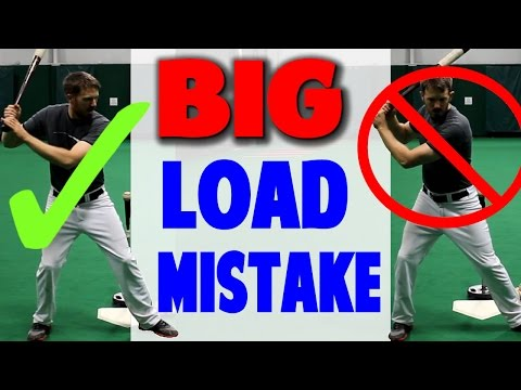 Xxx Mp4 Common Load Mistake Baseball Hitting Mechanics Pro Speed Baseball 3gp Sex