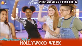 American Idol 2018 Hollywood Week Round 2 Group 3 The Taco group
