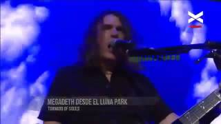 MEGADETH   Live in Buenos Aires 2016 FULL SHOW