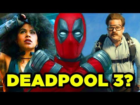 Xxx Mp4 Deadpool 3 X Force Movie Cable And Deadpool Trilogy Domino Spin Off The Next Deadpool Movies 3gp Sex