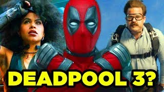 Deadpool 3? X-Force Movie? Cable and Deadpool Trilogy? Domino Spin-Off? - The Next Deadpool Movies