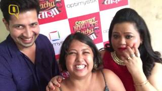 Exclusive: Bharti Singh Immitates Summet Vyas and it's Hilarious