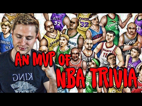 Can YOU Name Every MVP In NBA History?!?
