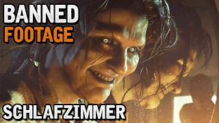Resident Evil 7 Banned Footage DLC 1 German Gameplay - Schlafzimmer