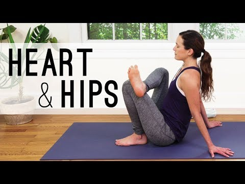 Xxx Mp4 Heart And Hips Practice Hands Free Yoga Yoga With Adriene 3gp Sex