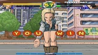 Super Dragonball Z Mod - Android 18 Arcade Mode