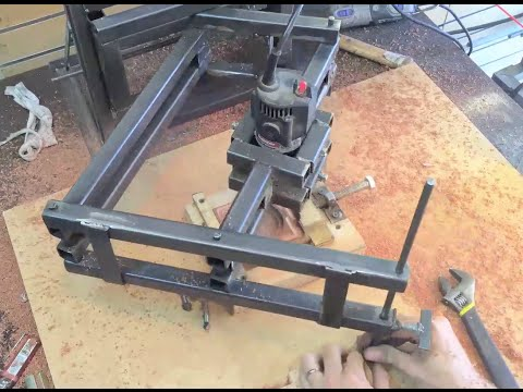 The Pantograph Router Panto router