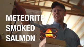 Meteorite Smoked Salmon with Bob Kramer
