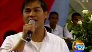 """""""The Power Of Your Love"""" Jed Madela"""