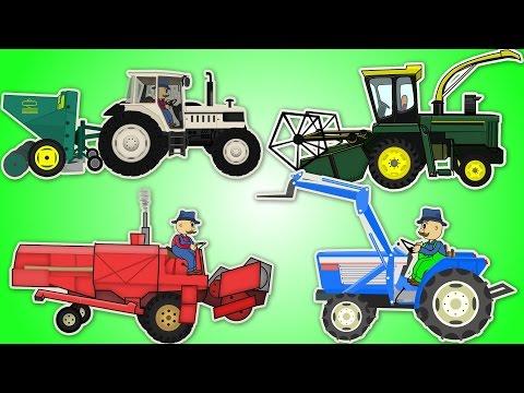Farmer Compilation One Hour Rolnik Kompilacja Godzina Animacji