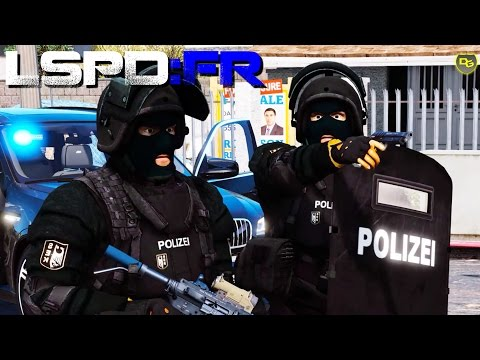 GTA 5 LSPD:FR #110 - SEK-Einsatzschild - Deutsch - Grand Theft Auto 5 LSPDFR