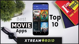 Top 10 Movie Apps To Watch Movies 2018 (Best Netflix Alternatives)