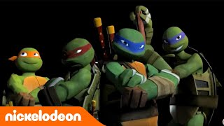 Teenage Mutant Ninja Turtles Original Theme Song (TMNT) | Nickelodeon Deutschland