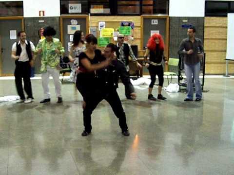 Baile Recorrido musical 50 80