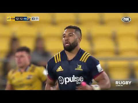 Xxx Mp4 2018 Super Rugby Round Six Hurricanes Vs Highlanders 3gp Sex