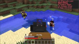 Crafting dead Minecraft roleplay Season 1 |6| No turning back