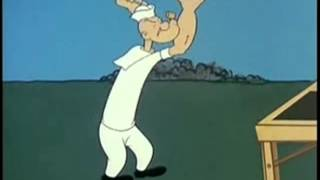 Popeye the Sailor Man - The Gaylads