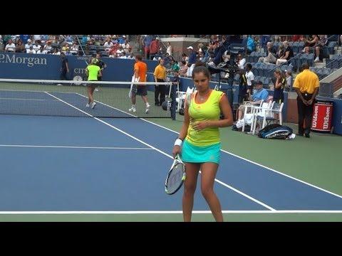 Xxx Mp4 Sania Mirza And Colin Fleming US Open 2012 Mixed Doubles Quarterfinal Clip 3gp Sex