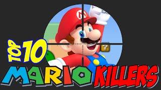 Mario Killers Top10 - Os Maiores Inimigos do Mario