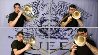 Queen: Somebody to Love - Trombone Cover