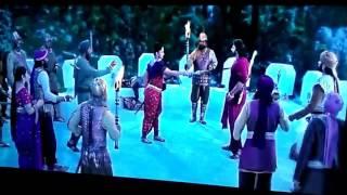 Bahubali fire sean