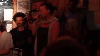 Gillian Harwin Ft/ John Calloway & Ruckus @OneMicNite™ #LiveSeries