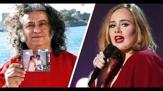 Is this Adele's biological father?
