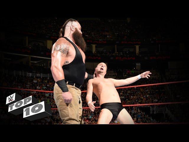 Big Men Destroying Underdogs: WWE Top 10