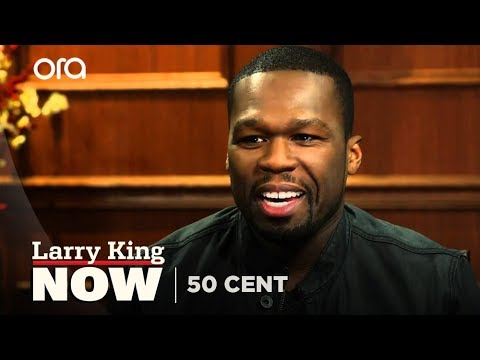 EXCLUSIVE: 50 Cent's Top 5 Favorite Rappers | Larry King Now | Ora TV
