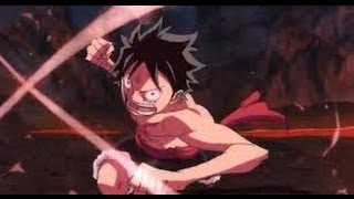 ONE PIECE AMV - War of Change [HD]