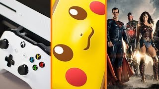 Xbox CRUSHES December + Surprise Pikachu 2DS Comes West! + Warner Bros on Marvel Success
