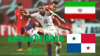 Ashkan DEJAGAH (Iran) vs./ Panama | International Friendly 2018