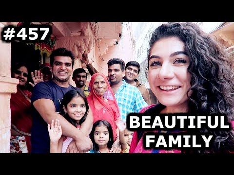 INVITED TO AN INDIAN FAMILY HOME JODHPUR DAY 457 INDIA TRAVEL VLOG IV