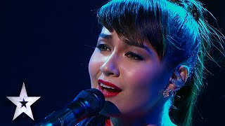 Gerphil Flores Opera Ballad Wows Judges (Again) | Asia's Got Talent Semis 2