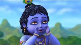 Little Krishna Hindi   Episode 6 Vatsasura and the story of Bakula