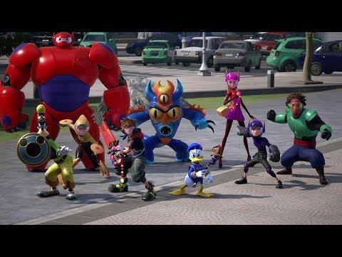 Xxx Mp4 KINGDOM HEARTS III – TGS Big Hero 6 Trailer Closed Captions 3gp Sex