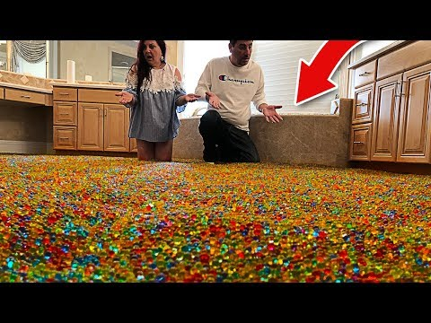 Xxx Mp4 I Filled My Parents Room With 5 000 000 ORBEEZ Prank GONE WRONG 3gp Sex