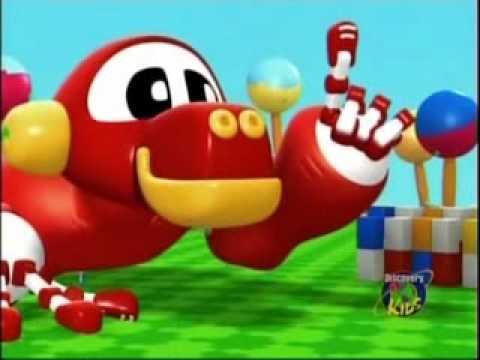 Mecanimais Ilha dos Balões Babuino Discovery Kids
