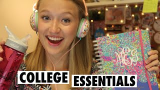 10 Things Every College Student NEEDS to Have!