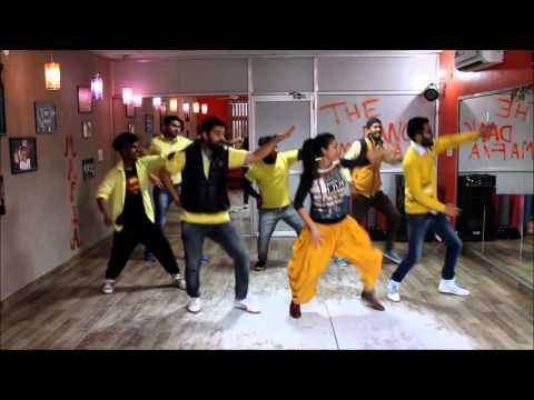 Attt Karti | Jassi Gill | Desi Crew | Latest bhangra 2016 | THA DANCE MAFIA  RIPANPREET SIDHU
