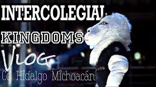 INTERCOLEGIAL DE BAILE 2018 Cd Hidalgo Mich. 2018 ! | KINGDOMS | Vlog | Prepa Taxi | KINGLOFT HDEZ