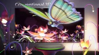 LG CINEMA 3D - demo